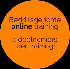 Bedrijfsgerichte online training