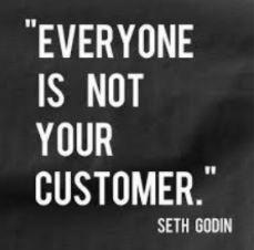 Nieuwe klanten werven - iedereen is niet jouw doelgroep - Provite